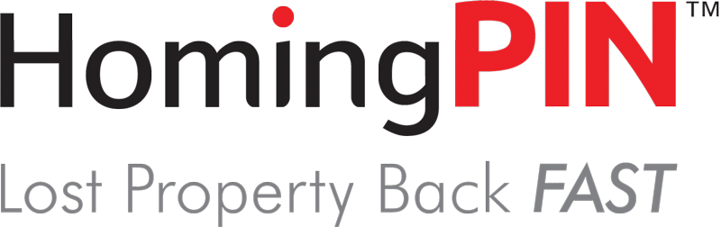 HomingPIN logo without the PIN